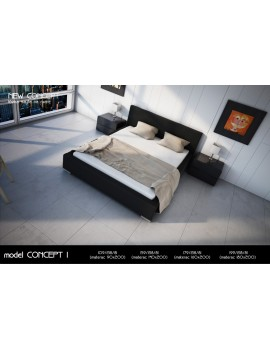 Łóżko NEW-CONCEPT model I