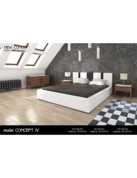 Łóżko NEW-CONCEPT model IV