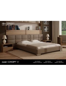 Łóżko NEW-CONCEPT model V
