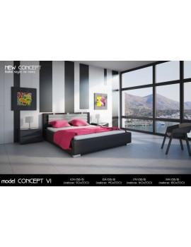 Łóżko NEW-CONCEPT model VI