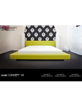 Łóżko NEW-CONCEPT model VII