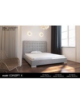 Łóżko NEW-CONCEPT model X