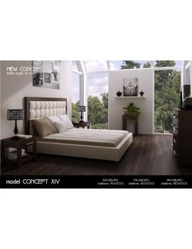 Łóżko NEW-CONCEPT model XIV
