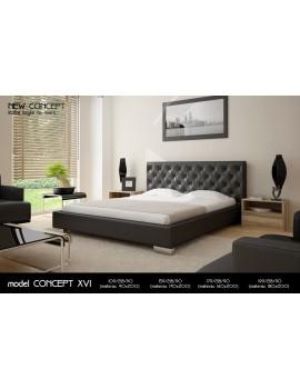 Łóżko NEW-CONCEPT model XVI