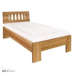 Łóżko dębowe LK283