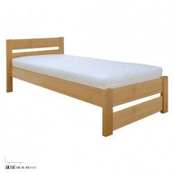Łóżko bukowe LK180