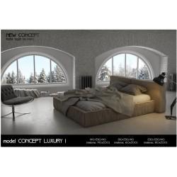 Łóżko NEW-CONCEPT Luxury I