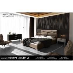 Łóżko NEW-CONCEPT Luxury VII