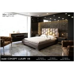 Łóżko NEW-CONCEPT Luxury VIII