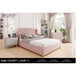 Łóżko NEW-CONCEPT Luxury X
